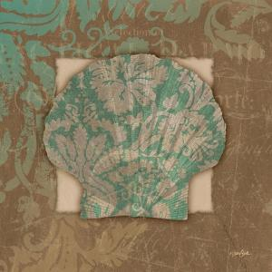Damask Shell 1 by Diane Stimson