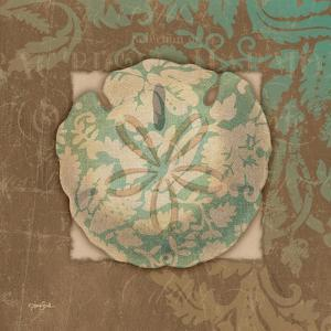 Damask Shell 2 by Diane Stimson
