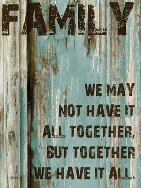 Family Grunge 4 by Diane Stimson
