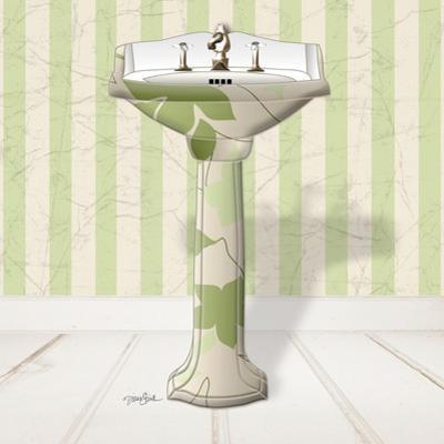 Fleur Sink 1 by Diane Stimson