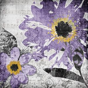 Flora Symphony 3 by Diane Stimson