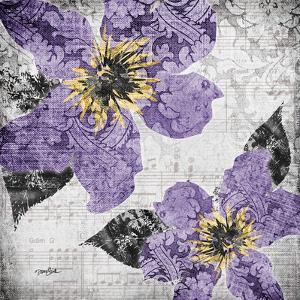 Flora Symphony 4 by Diane Stimson