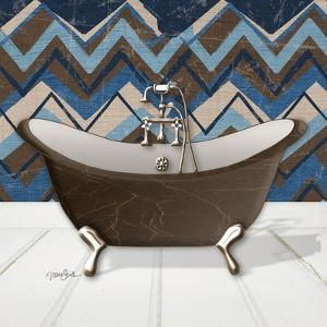 Geo Tub 2 by Diane Stimson