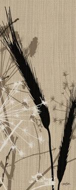 Grasses 3 Gray by Diane Stimson