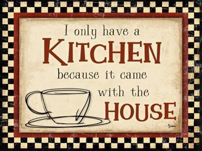 Kitchen House by Diane Stimson