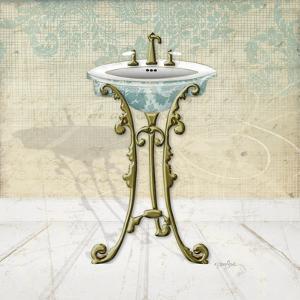 Lacey Sink 3 by Diane Stimson