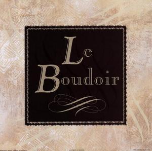 Le Boudoir by Diane Stimson