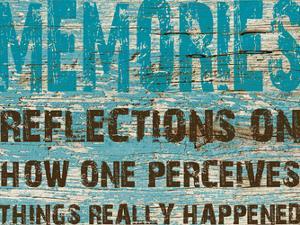Memories Grunge by Diane Stimson