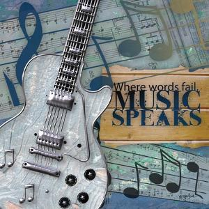 Music Speaks by Diane Stimson