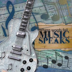Music Speaks by Diane Stimson