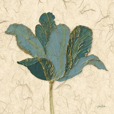 Muted Teal Tulip 2