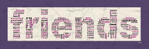 Purple Friends by Diane Stimson