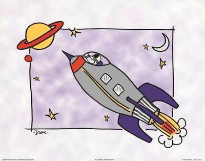 Rocketship I by Diane Stimson