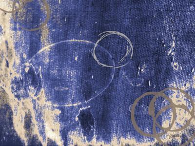 Royal Abstract 2 by Diane Stimson