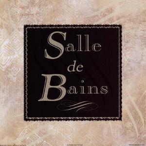 Salle de Bains by Diane Stimson