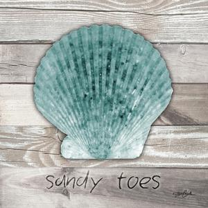 Sandy Toes by Diane Stimson