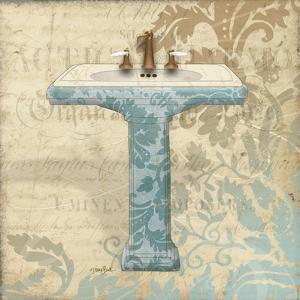 Sink Damask 1 by Diane Stimson