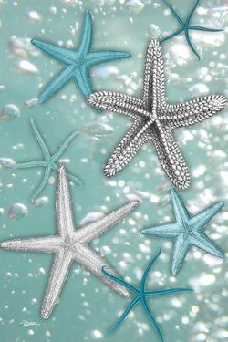 Starfish Bubbles by Diane Stimson