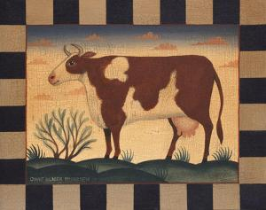 Cow by Diane Ulmer Pedersen