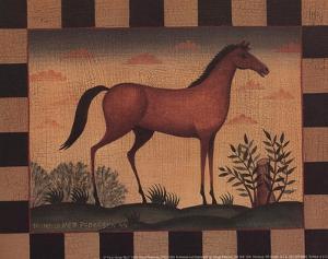 Farm Horse by Diane Ulmer Pedersen