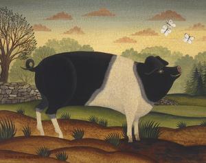 Pig by Diane Ulmer Pedersen