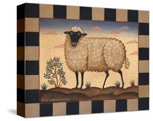 Sheep by Diane Ulmer Pedersen