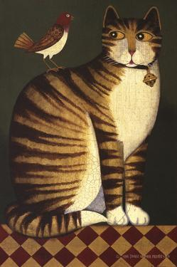 Temptation I (Cat) by Diane Ulmer Pedersen