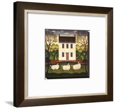 White House by Diane Ulmer Pedersen