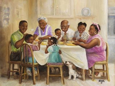 Family Dinner by Dianne Dengel