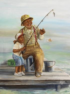 Fishing by Dianne Dengel