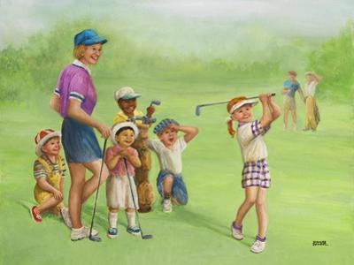 Golf by Dianne Dengel