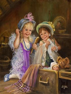 Little Girl by Dianne Dengel