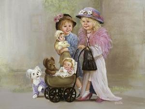 Little Girls by Dianne Dengel