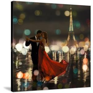 Midnight in Paris by Dianne Loumer
