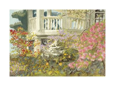 Aquarelle Garden V