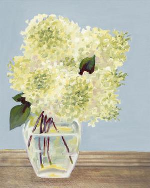 Hydrangea Vase I by Dianne Miller