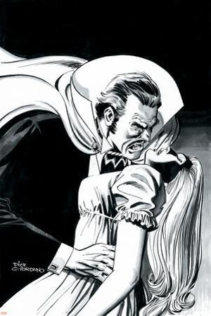 Stokers Dracula No.3 Cover: Dracula