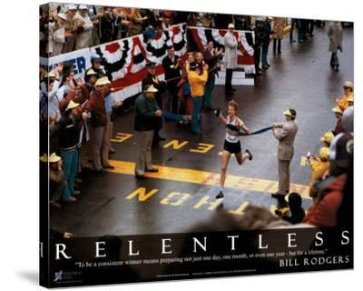 Bill Rodgers: Relentless by Dick Raphael