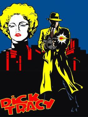 DICK TRACY [1990], directed by WARREN BEATTY.