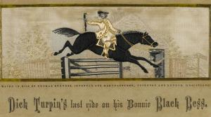 Dick Turpin's Last Ride to York and the Death of His Bonnie Black Bess