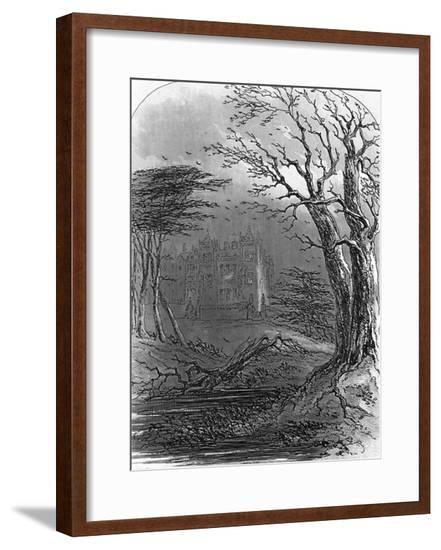 Dickens, Bleak House--Framed Giclee Print