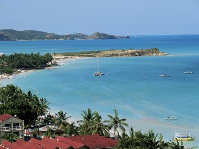 Dickenson Bay, Antigua, Leeward Islands, West Indies, Caribbean, Central America