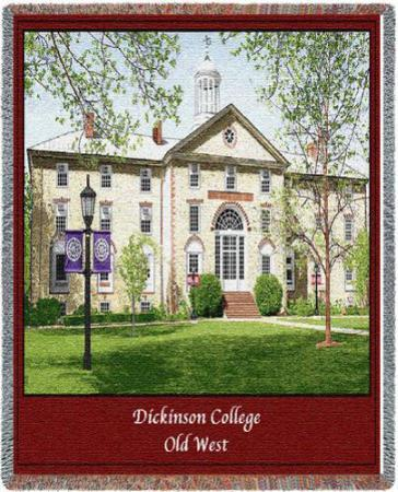 Dickinson College, Old West