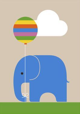 Elephant by Dicky Bird