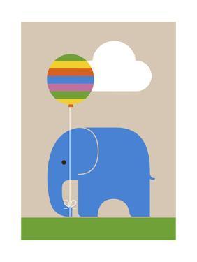 Elephant by Dicky Bird
