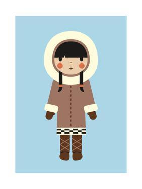 Eskimo by Dicky Bird