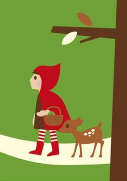 Little Red Riding Hood by Dicky Bird