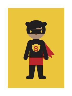 Superbear by Dicky Bird