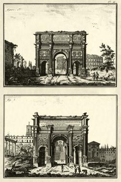 The Arch of Constantine by Diderot
