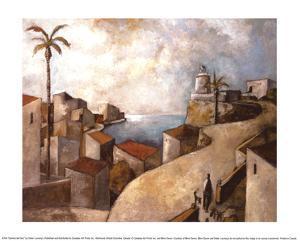 Camino del Faro by Didier Lourenco